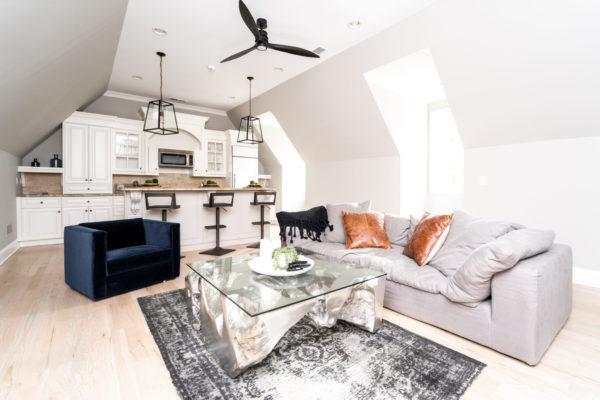 Tyrod Taylor Home Renovation - 2